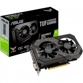 Placa de vídeo Asus TUF Gaming Geforce GTX 1650 OC 4GB GDDR6 Auto Extreme